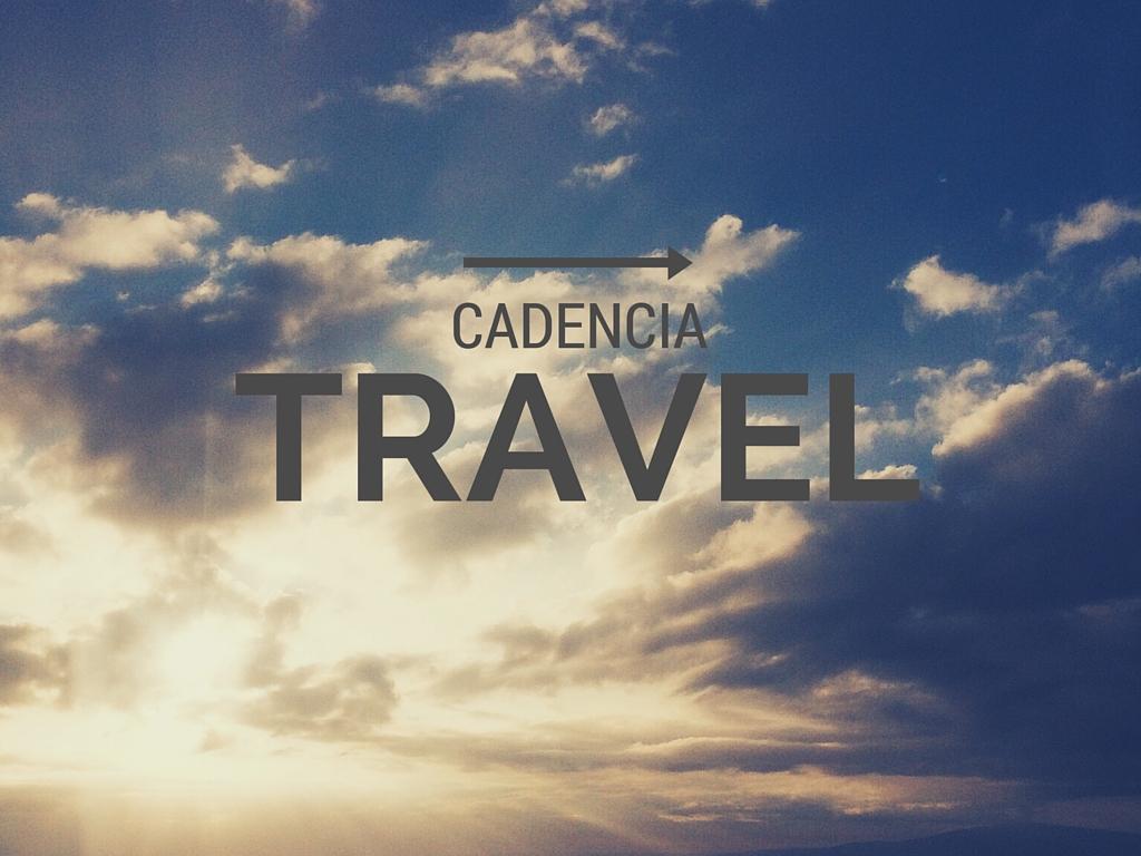 cadence feeley travel schedule. cadencia travels.