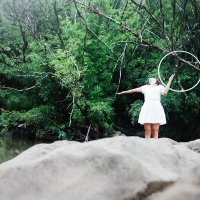 Hoop Roots { Discovering Paradise Within }