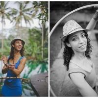 Honey Hoops ~ Bali Hooping at Sacred Circularities with Satise