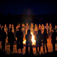 sacred circularities sedona // hoop dance retreat