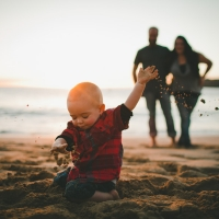 lana'i family photography session // dash