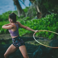 one hoop one love // in-depth hoop dance retreat
