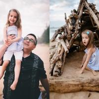 maui family photography // mario + sophie + valentina