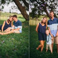 jaymie & ohana | maui family portraits