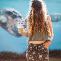 paia bay coffee   the best coffee shop on Maui