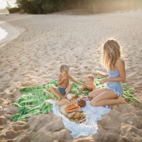 ellen fisher | on maui life and raising a vegan family