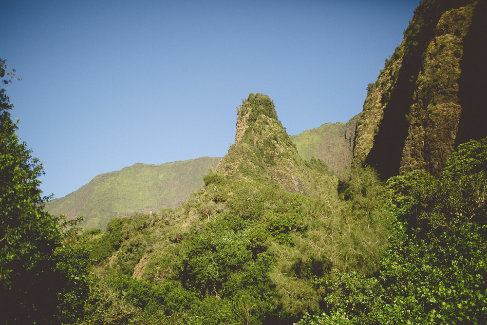 the needle at iao valley, a great place to explore with your family