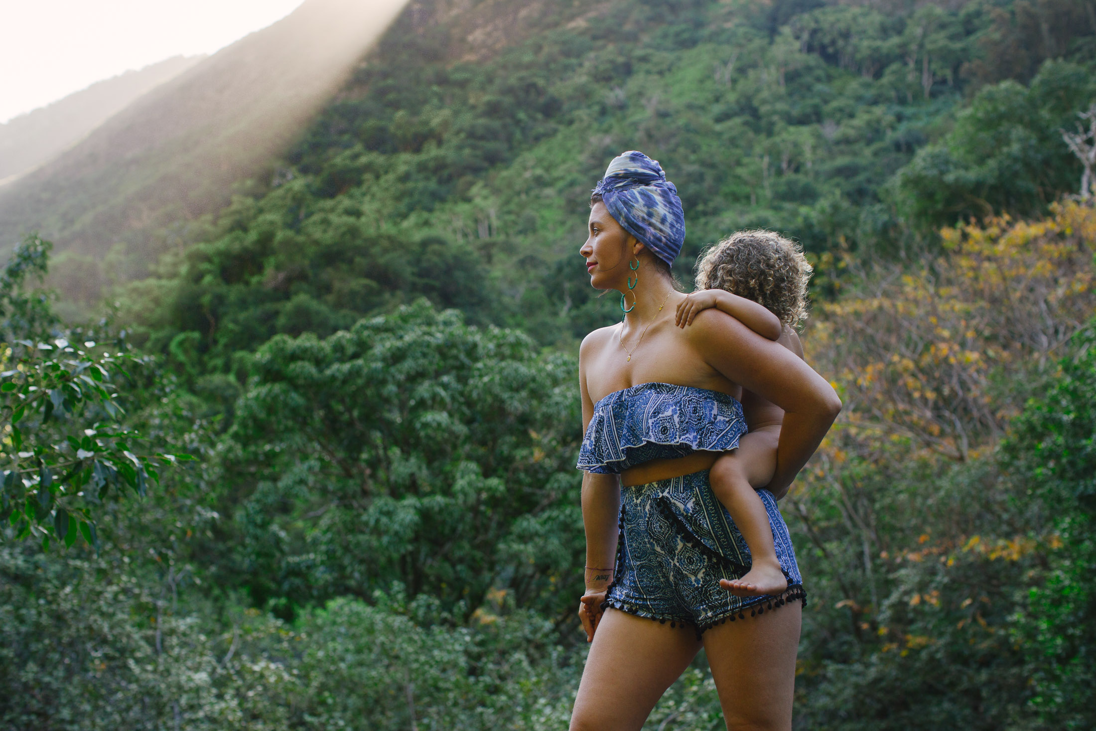 explore iao valley when you're visiting Maui with your family and kids.