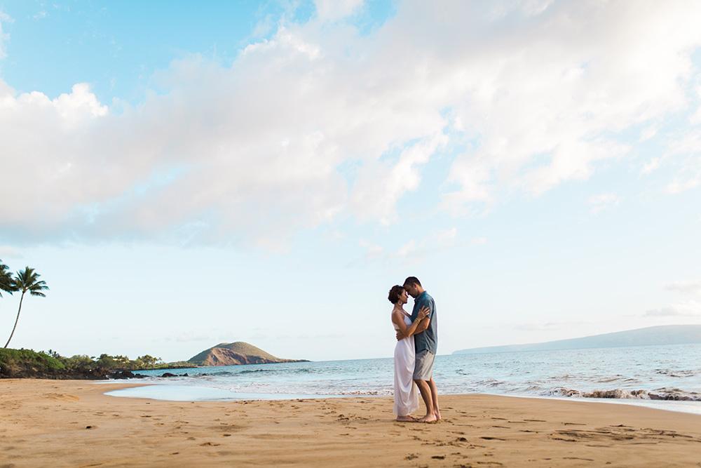 beautiful family portraits on Maui