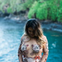 maria | hana, maui | hawaii maternity photographer