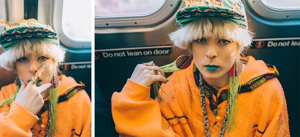 cadencia photography shoots hip hop dancers in brooklyn.