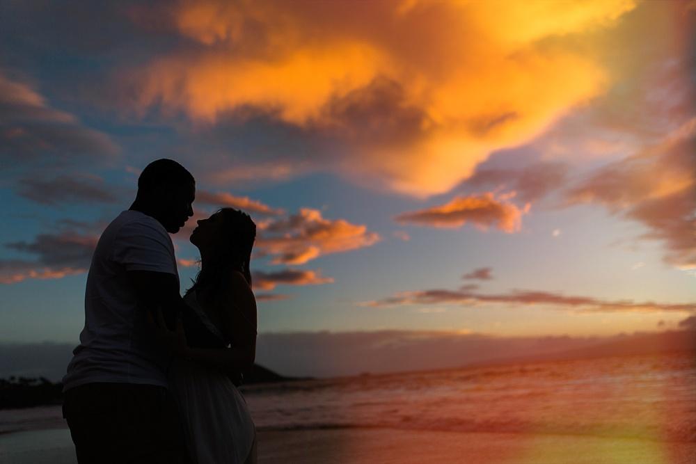 maui couples photographer cadencia captures the love between humans in wailea, hawaii.