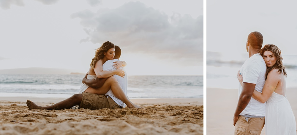 gorgeous couples photography located in maui, hawaii.