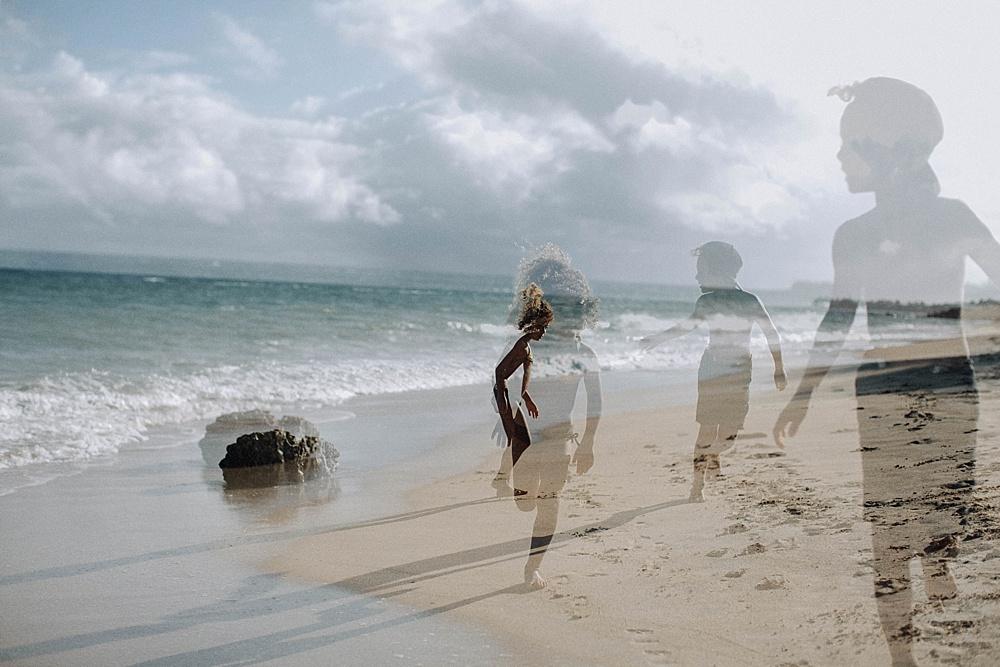 paia hawaii family photography at baldwin beach on maui.